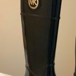 New Michael Kors rain boots